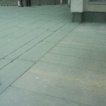 Hydroizolacja dwuwarstwowa patio; 3000m2