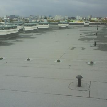 Hydroizolacja dwuwarstowa dachu w systemie tradycyjnym; 450m2
